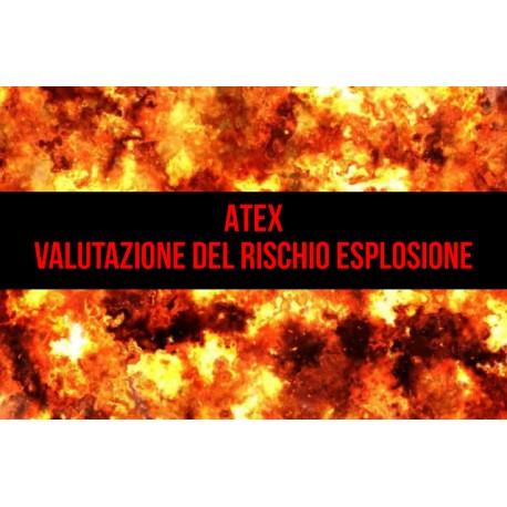 ATEX: valutazione del Rischio Esplosione