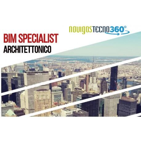 BIM SPECIALIST ARCHITETTONICO E BIM SPECIALIST IMPIANTI