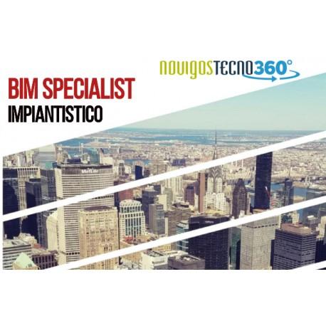 BIM SPECIALIST IMPIANTISTICO